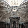Tempietto, krypta z XVII w. z ozdobami ze stiuku z początku XVIII w.