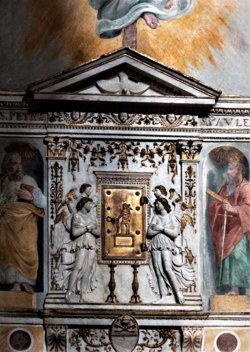 Tabernakulum papieża Innocentego VIII, bazylika Santi Quattro Coronati