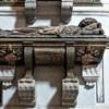 Nagrobek papieża Innocentego VIII, część dolna, bazylika San Pietro in Vaticano