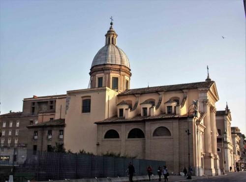 Bryła kościoła San Rocco
