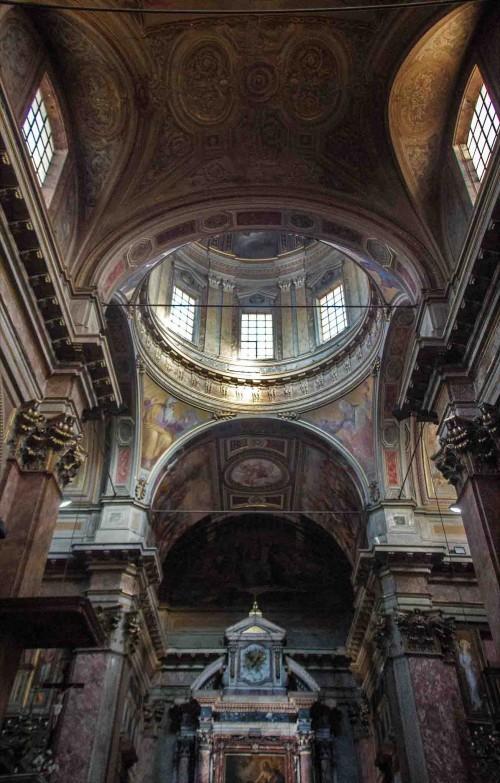 San Rocco, wnętrze