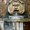 Piazza San Pietro d'Illiria, fontanna Mascherone di S. Sabnia