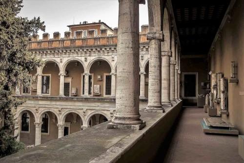 Palazzetto papieża Pawła II, obecnie muzeum - Museo Nazionale Romano, Palazzo Venezia