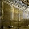 Palazzo Venezia, Sala Regia - największa sala pałacu - liczy 430 m2  i 37 m długości