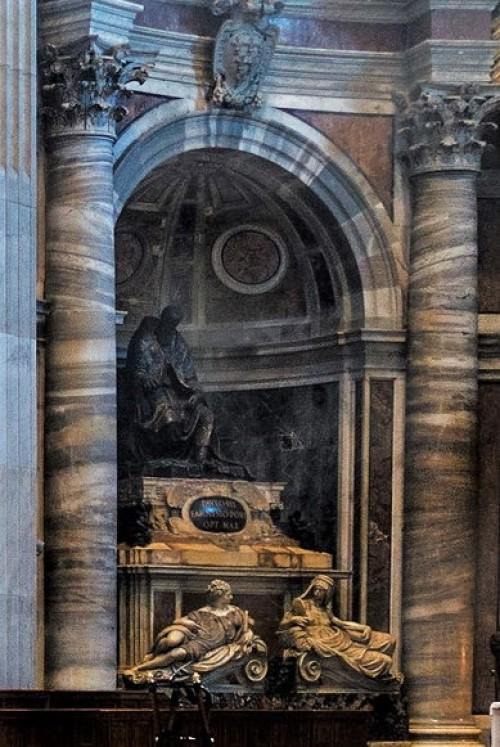 Pomnik nagrobny papieża Pawła III, bazylika San Pietro in Vaticano