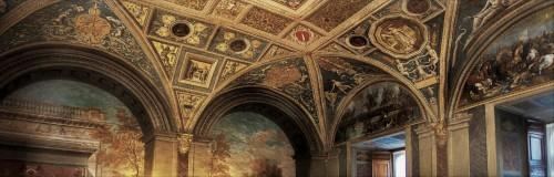 Pinturicchio i warsztat, Palazzo Colonna