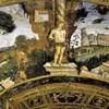 Pinturicchio, Męczeństwo św. Sebastiana, apartamenty Borgiów, pałac Apostolski