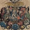 Sobór w Nicei, Liber cronicarum (Kronika norymberska), ilustracja z 1493 r., zdj. Wikipedia