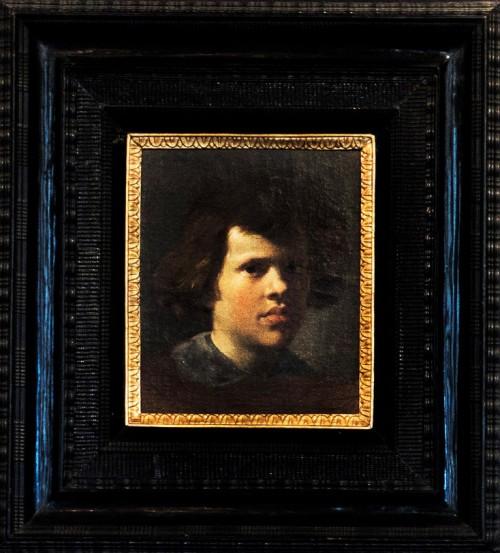 Gian Lorenzo Bernini, autoportret młodzieńczy, Galleria Borghese