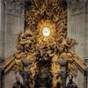 Gian Lorenzo Bernini, ołtarz główny tzw. katedra św. Piotra, bazylika San Pietro in Vaticano