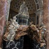 Gian Lorenzo Bernini, pomnik nagrobny papieża Aleksandra VII, bazylika San Pietro in Vaticano