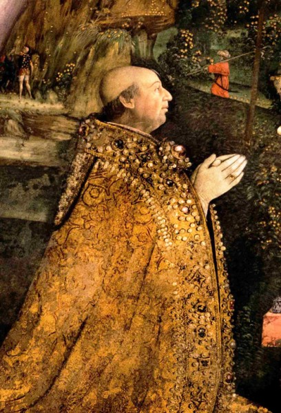 Papież Aleksander VI, apartamenty Borgii, Pałac Apostolski