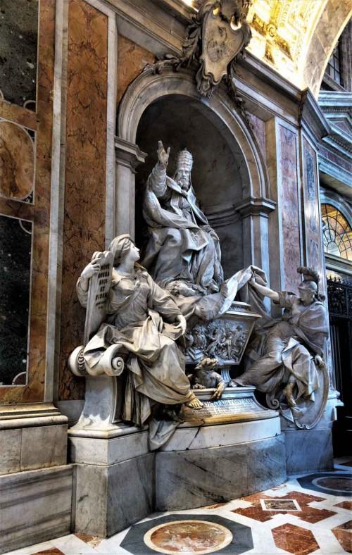 Nagrobek papieża Grzegorza XIII, bazylika San Pietro in Vaticano