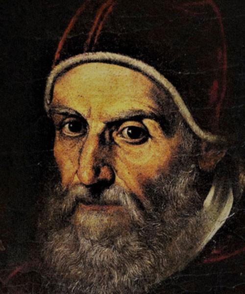 Portret papieża Grzegorza XIII, Casino Ludovisi
