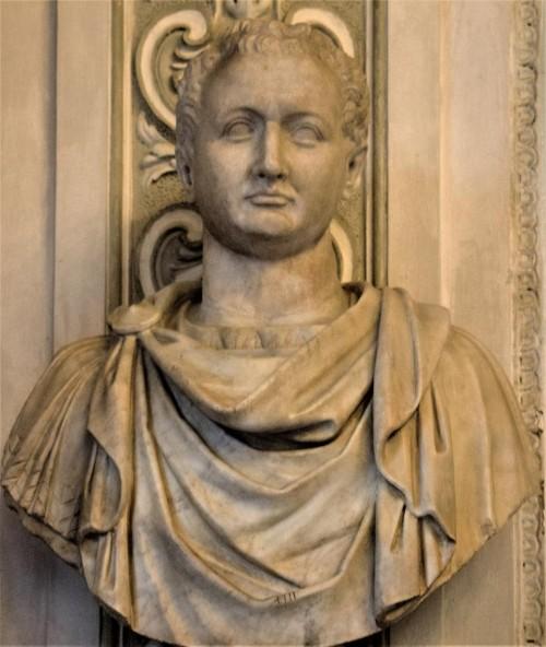 Bust of Emperor Titus, Musei Capitolini