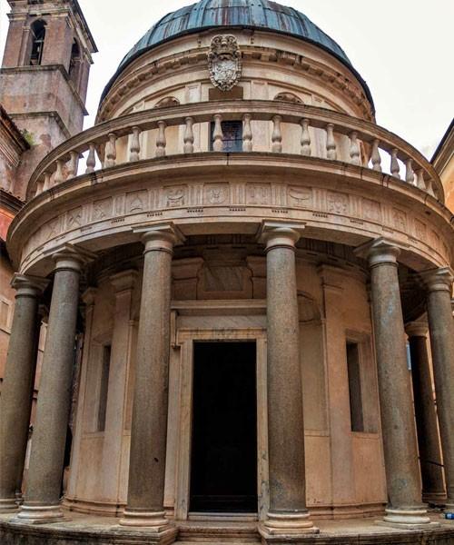 Kaplica Męczeństwa św. Piotra (Tempietto), Donato Bramante