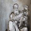 Kaplica Męczeństwa św. Piotra (Tempietto),  figura św. Mateusza Ewangelisty, Giovanni Francesco Rossi