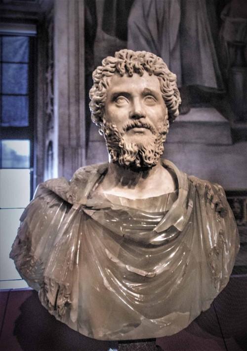 Popiersie cesarza Septymiusza Sewera, Musei Capitolini