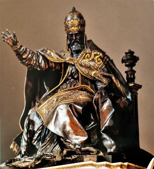 Papież Urban VIII - pomnik nagrobny w bazylice San Pietro in Vaticano, Gian Lorenzo Bernini