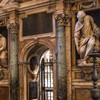 Barberini Chapel in the Church of Sant'Andrea della Valle, one of the first foundations of cardinal Barberini in Rome