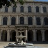 Palazzo Barberini, family residence of the pope