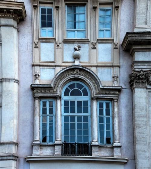 Galleria Serliana, Palazzo Pamphilj