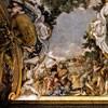 Historia Eneasza, decydujący pojedynek Eneasza z Turnusem, Pietro da Cortona, Palazzo Pamphilj