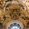 Historia Eneasza, Eneasz udaje się do podziemi, Pietro da Cortona, Palazzo Pamphilj