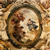 Historia Eneasza, Junona zachęca Eola do wzburzenia morskich wód, Pietro da Cortona, Palazzo Pamphilj
