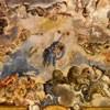 Historia Eneasza, Sąd bogów olimpijskich nad Eneaszem, Pietro da Cortona, Palazzo Pamphilj