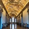 Palazzo Pamphilj, Galleria Serliana, freski - Historia Eneasza, Pietro da Cortona
