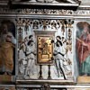 Tabernacle of Pope Innocent VIII, Basilica of Sant Quattro Coronati