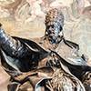 Alessandro Algardi, posąg z brązu papieża Innocentego X, Musei Capitolini