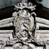 Palazzo Pamphilj, Piazza Navona, herb papieża Innocentego X