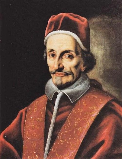 Portrait of Pope Innocent XI, pic. WIKIPEDIA