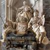 Nagrobek Innocentego XI, proj. Carlo Maratti, wykonanie Pierre-Étienne Monnot, bazylika San Pietro in Vaticano