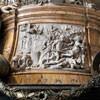 Nagrobek Innocentego XI, relief ukazujący zwycięstwo pod Wiedniem, bazylika San Pietro in Vaticano