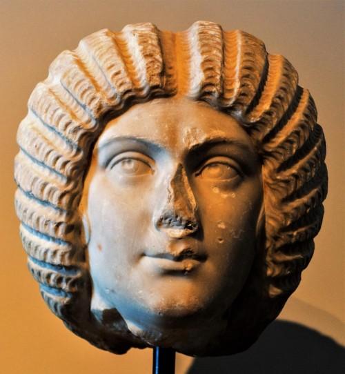 Portret Julii Domny, Museo Palatino