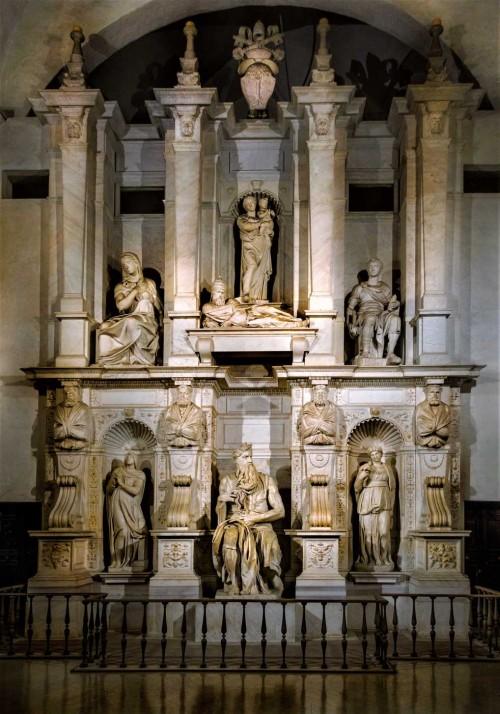 Pomnik nagrobny papieża Juliusza II, kościół San Pietro in Vincoli