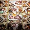 Kaplica Sykstyńska, malowidła sklepienia, Michał Anioł (Michelangelo Buonarroti)