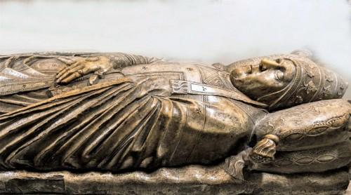 Tombstone of Pope Callixtus III in the Vatican Grottoes
