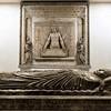 Nagrobek papieża Kaliksta III w Grotach Watykańskich ufundowany przez jego siostrzeńca, Aleksandra VI