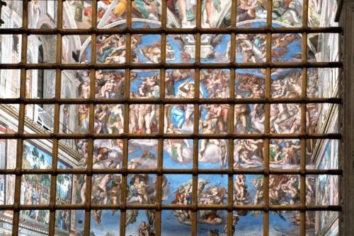 Sąd Ostateczny w kaplicy Sykstyńskiej, Michał Anioł (Michelangelo Buonarroti)