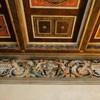 Fryz w sali Klemensa VII, zamek Sant'Angelo