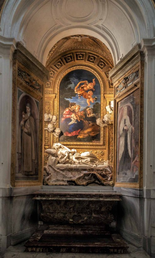 Kaplica rodu Altieri w kościele San Francesco a Ripa