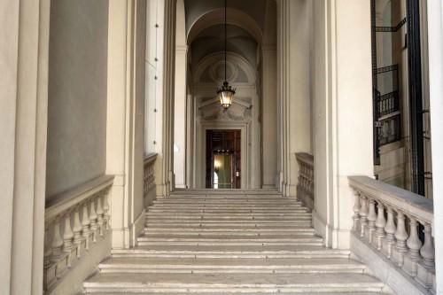 Klatka schodowa w Palazzo Altieri