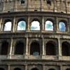 Koloseum, widok elewacji