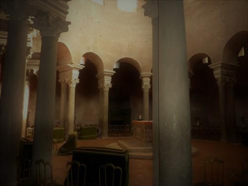 Kościół Santa Constanza, dawne mauzoleum córki Konstantyna - Konstantyny z IV w.