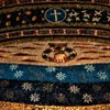 Sant'Agnese fuori le mura, mozaiki absydy, fragment