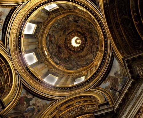 Sant'Agnese in Agone, kopuła